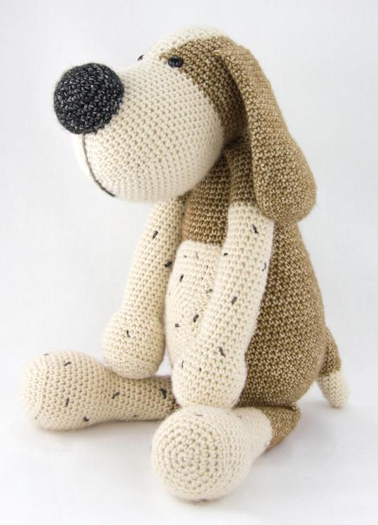 Haakpatroon Beagle Boris Stip Haak