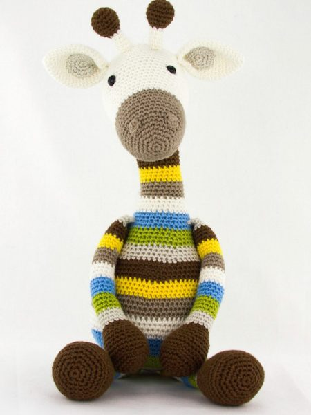 Giraffe Gijs 1