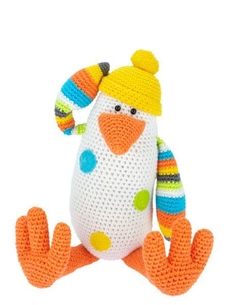 Pinguin Rico website