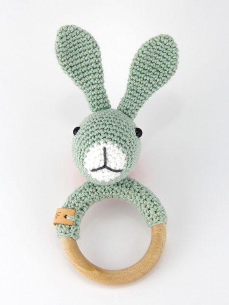 Rammelaar Snuf konijn 1