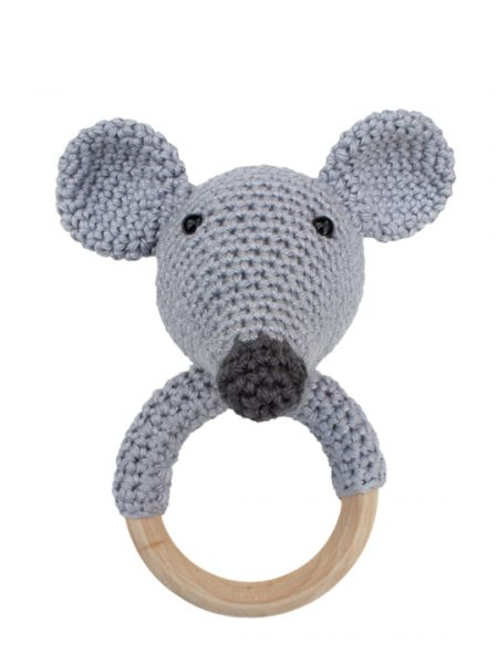 Rammelaar muis Pien