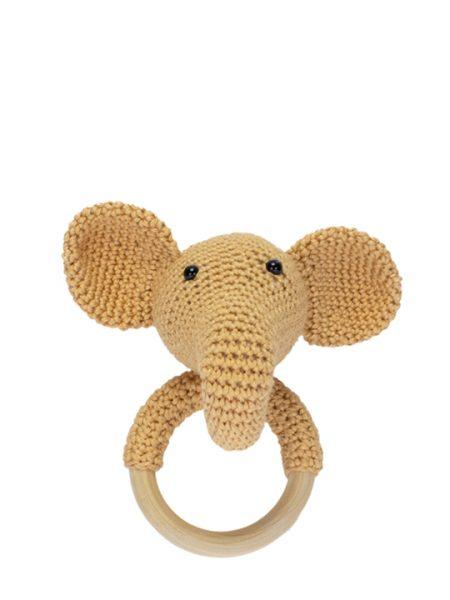 Rammelaar olifant Otto website